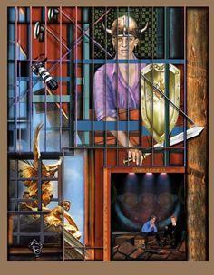 Princess Diana, Prisoner of fame