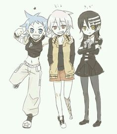 Black Star, Soul and Dead the Kid Female