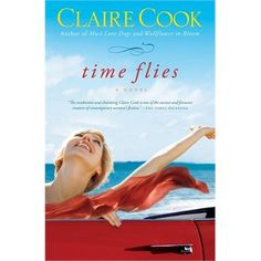 Time Flies: A Novel - You know, I love smart, funny chick-lit. But there is smart, witty chick-lit, and then there is dumbed down chick-lit.  This book definitely is in the dumbed-down category.  It's light, fluffy, and entertaining, but beware, it is DUMBED DOWN!
