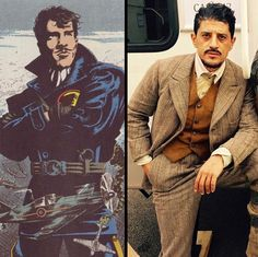 #WonderWoman co-star #SaidTaghmaoui have recently suggested that he's actually playing a member of a Golden Age #DCComics team #Blackhawks.