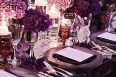 Purple Rain – Hollywood Reporter Dinner | White Lilac Inc.