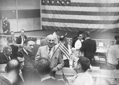 """Robert Gilruth was one of those forgotten guys in the white shirts and skinny ties in Houston, directing 25 manned space flights — including Alan Shepard's Project Mercury breakthrough in 1961, the 1969 lunar landing and the 1970 """"Houston, we've had a problem …"""" Apollo 13 rescue."""