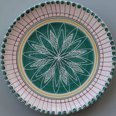 Keramikk: Elle Norway Plate 2
