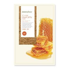 Innisfree Its Real Royal Jelly Mask 5sheets Korean Import >>> ** AMAZON BEST BUY **