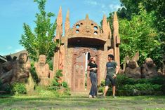 Cintai Coritos Garden Day Tour and Buffet Lunch  Posted on January 6, 2018 by teamjaizel  Bali is a tourist destination in Indonesia that's frequently listed on many travelers' bucket list. We also wanted to visit that place but the distance, budget and time are of hindrance. Thanks to the web, we found a Balinese-inspired garden at very close proximity. Located at Sitio Pandayan, Batangas, we found another haven within our reach. In a jiffy, we inquired for a Cintai Coritos Garden day tour.