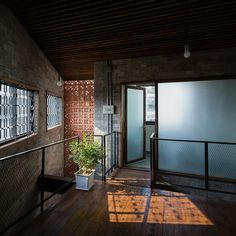 H.A. Zen House. Ho Chi Minh, Vietnam. ©Quang Dam #AsianArchitecture