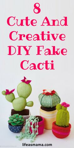 Cacti is SUPER popular right now, but if you have kids it's really not a great decorating option. This is a great way to integrate some cacti into your home, that's kid-friendly!!