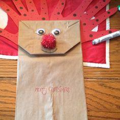 Fun and easy Christmas craft!