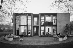 wandrlust:    Esherick House, Louis Kahn, Philadelphia, PA, 1966 — Ezra Stoller
