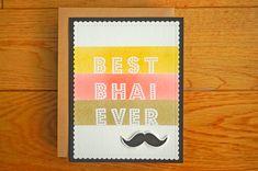 Rakhi Card for Brother, Best Bhai Ever, Raksha Bandhan, Colorful Rakhi Card, Happy Raksha Bandhan Raksha Bandhan Photos, Raksha Bandhan Cards, Happy Raksha Bandhan Wishes, Raksha Bandhan Greetings, Hugs, Rakhi Images, Rakhi Wishes, Rakhi Greetings, Love Cards For Him