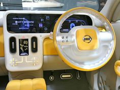 Where is this the interior of a Nissan Cube?!?!?!?!?