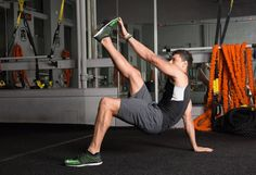 7. Scorpion #abs #workout #exercises http://greatist.com/move/abs-workout-unexpected-moves-that-work-better-than-crunches