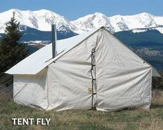 A few chapters back I used to sew the TAR out of these all tents back home in Belgrade Montana. Gander Mountain® > Montana Canvas 10 x 12 Wall Tent Fly - Hunting > Rv Camping, Zelt Camping, Camping Storage, Winter Camping, Camping Equipment, Camping Hacks, Outdoor Camping, Outdoor Gear, Backpacking