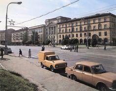 Новости OPEN.BY—Минск советского периода: что было, а что стало