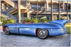 1956 Pontiac Club de Mer