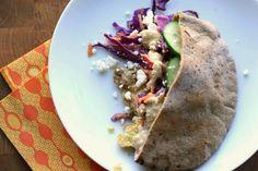 Cauliflower falafal
