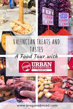 Join me on a food tour of #Valencia, where I get to try delicious local treats and learn about peculiar local eating habits. A Valencia #foodtour worth taking! #spain