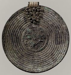 Circular Pendant [Viking, probably Gotland] (1984.300) | Heilbrunn Timeline of Art History | The Metropolitan Museum of Art
