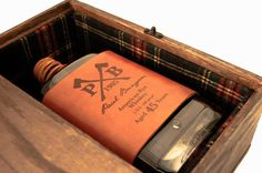 Paul Bunyan Whiskey Packaging on Behance