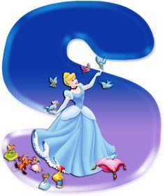 Cool Pictures For Wallpaper, Wallpaper Gallery, Disney Princess Birthday Party, Cinderella Party, Fancy Letters, Flower Letters, Alphabet Art, Monogram Alphabet, Scrapbook Da Disney