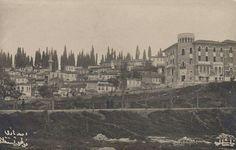 Piçhane Konak - İZMİR Şimdiki yeni adı İzmir Etnografya Müzesi (1900)