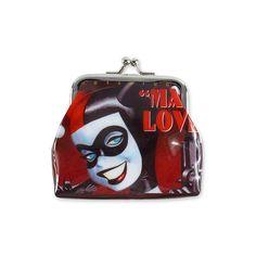 Porta Moedas Harley Quinn Love