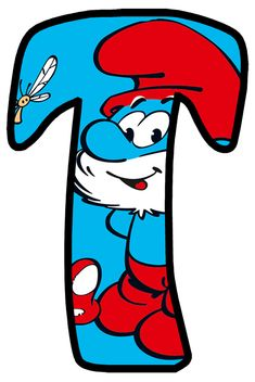 Letter T, Alphabet Letters, Abc Cartoon, Scrapbook Letters, Woody Woodpecker, Masha And The Bear, Abc For Kids, Bob The Builder, Preschool Crafts
