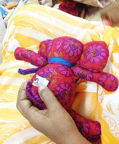 OUR GANATPATI PATCH ELEPHANT in WORKS