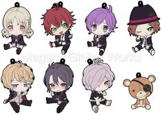 From Diabolik Lovers Laito | Collectibles > Animation Art & Characters > Japanese, Anime > Other ...