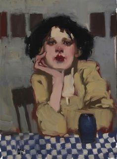 "Milt Kobayashi ""Lonely Heart"" Un certain samedi soir toute seule .... Welcome to Bohemia Galleries online"