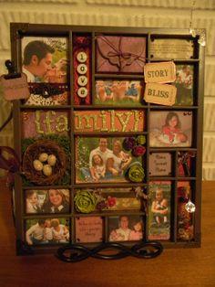 Personalized Family Tray. $100.00, via Etsy.