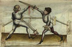 Die Schlachtschule - Schwert und Buckler (Sword and Buckler)