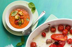 Proste obiady na 7 dni # 6 - Przepisy i lista zakupów do pobrania! Chilli, Superfood, Thai Red Curry, Ethnic Recipes, School