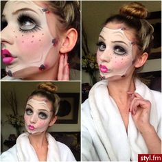 #halloween #Makeup #costume Halloween Makeup #halloween #makeup
