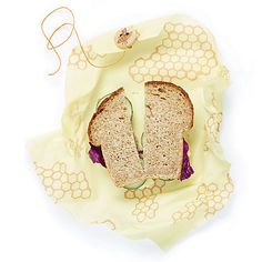 Buy Eddington Bee's Wrap Honeycomb Reusable Sandwich Wrap Online at johnlewis.com