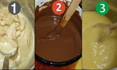 Learn to make the 3 most delicious cream fillings for pastries and cakes! Don't buy ready-made cream anymore! Hungarian Cuisine, Hungarian Recipes, Icing Frosting, Torte Cake, Cake Fillings, Food Humor, Nutella, Dessert Recipes, Food And Drink