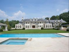 Monster Mansions For Sale        The folks at Trulia.com helped us compile a list of some of the biggest homes for sale in the country. All of them are 25,000 square feet or larger in size.