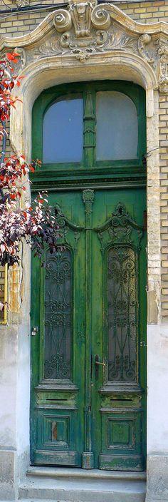 Timisoara Old Door 10, Balasa Marculescu