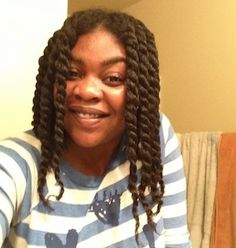 Two strand Twist challenge full year. on Pinterest | Two Strand Twist ...