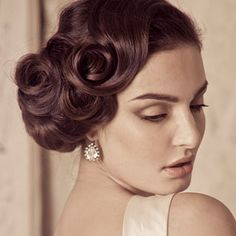 Image detail for -agency / bridal-inspiration Vintage Glam read more