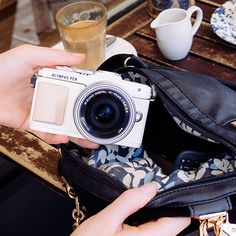 """Buy Olympus PEN E-PL7 Compact System Camera with 14-42mm EZ Lens, HD 1080p, 16.1MP, 3"""" LCD Touch Screen, White Online at johnlewis.com"""