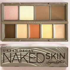 Reposting @fashioningbeauty: @urbandecay New palette #urbandecay for #NAKEDSKIN Shapeshifter is available on urbandecay.com!! $45