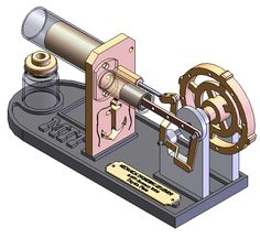 20 Best Stirling Engine Images Stirling Engine Stirling Engineering