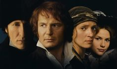 Les Miserables (1998). So far the Best!