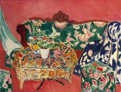 Seville Still Life - Henri Matisse c. 1910/1911. Oil on canvas. 90 x 117 cm. The State Hermitage Museum, Saint Petersburg.