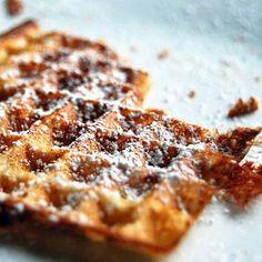 Chimichanga, Waffle Iron, Muffin, Waffles, Cookies, Breakfast, Recipes, Food, Crack Crackers