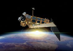 It well extended its service life anyway... @ESA declared end of mission for Envisat on 9 May 2012. #space #satellite