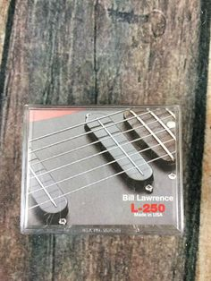 Bill Lawrence L-250 Electric Guitar Pickup