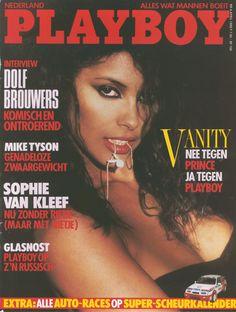 Vanity - Playboy (NL - Foto: Steve Wayda)