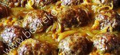 Meatballs And Gravy, Sausage, Kos, Tarts, South Africa, Recipes, Cake, Kitchens, Hamburger Patties